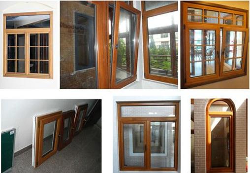 немецкие деревянные окна