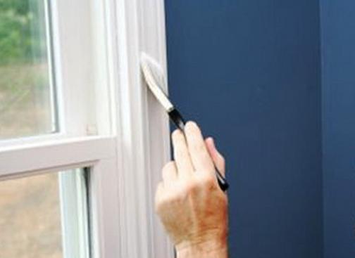 деревянные окна покрасить