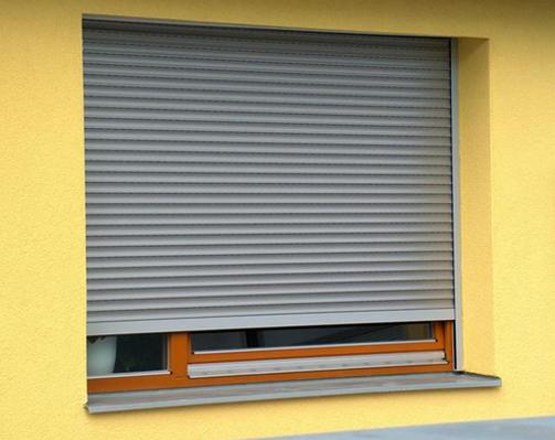 наружные ролеты на окна