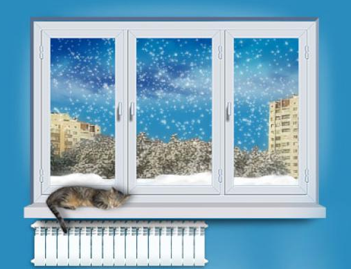 согревающие окна