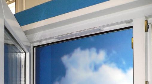 окна климат контроль