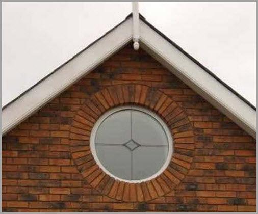 круглые окна пластиковые