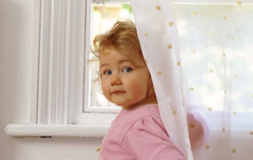 пластиковые окна в детскую