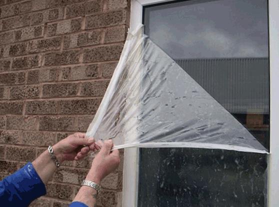 защитная пленка для окна