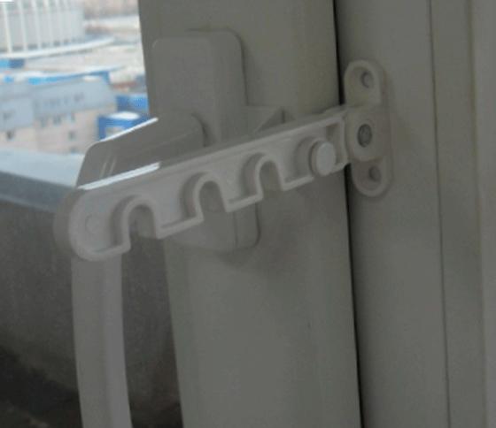гребенка ограничитель открывания окна
